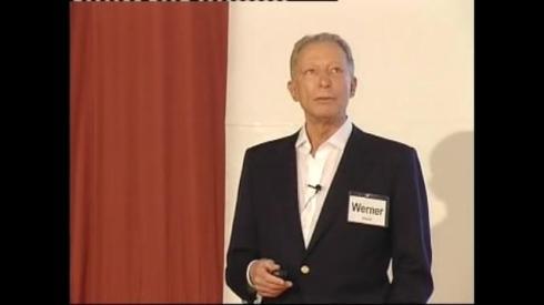 Werner Erhard Mumbai Mastery Event