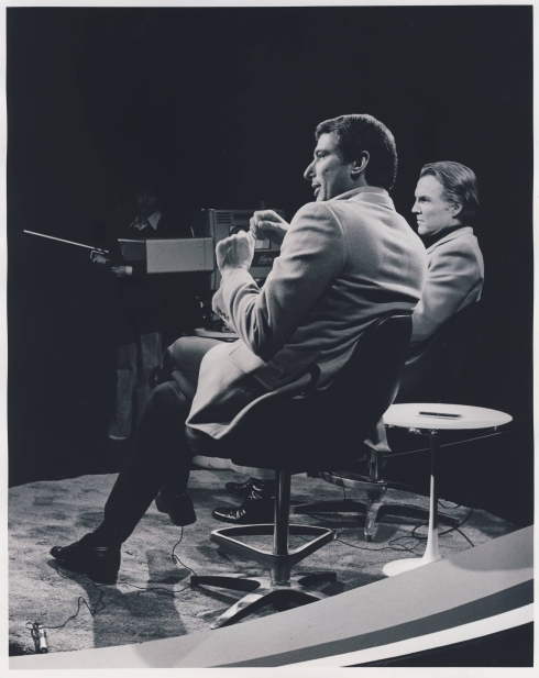 Werner Erhard and Anthony Zerbe