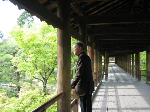 Werner Erhard Kyoto 2010