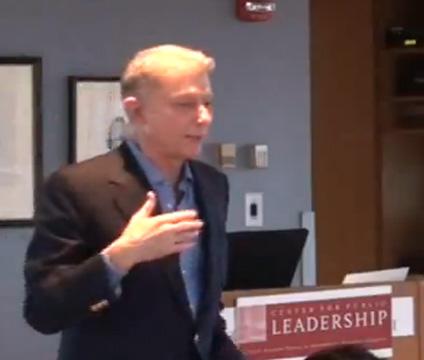 Werner Erhard - Center For Public Leadership