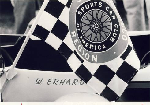 Werner Erhard - breakthough racing