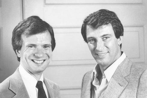 Werner Erhard and William Warren Bartley III